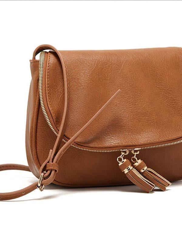 Messenger Tassel Should Bag