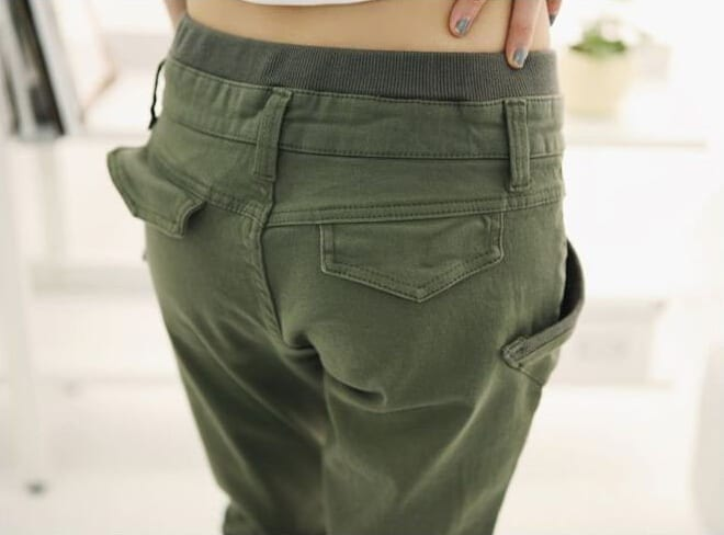 Loose Casual Sports Trousers Pants