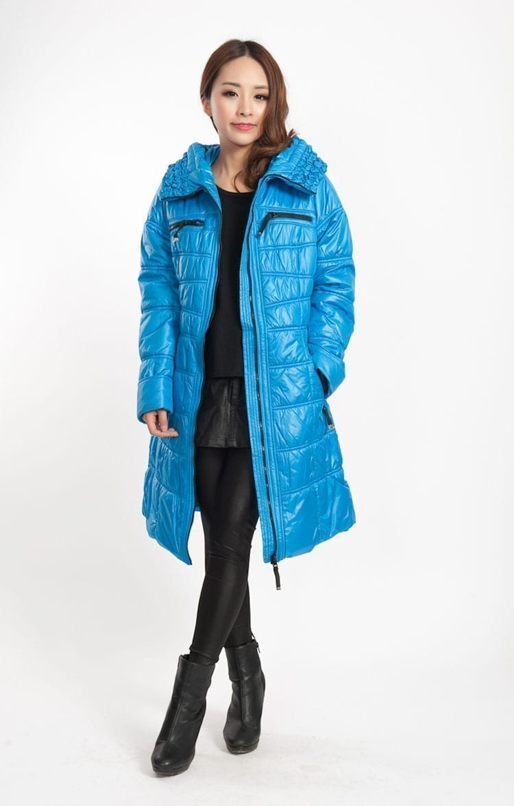 Outerwear Cotton-padded Jacket