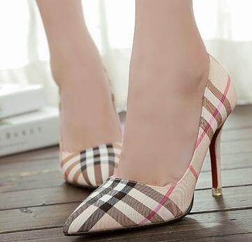 Elegant Lady High Heels
