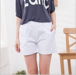 Candy Color Women Shorts