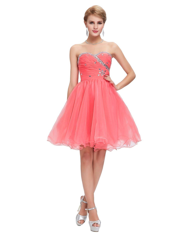 Purple Short Wedding Party Bridesmaid Dress
