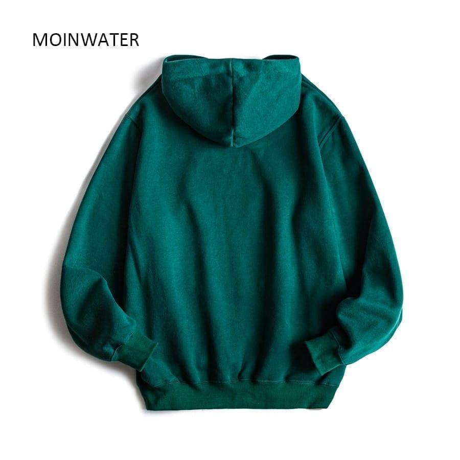 Fleece lady streetwear sweatshirt
