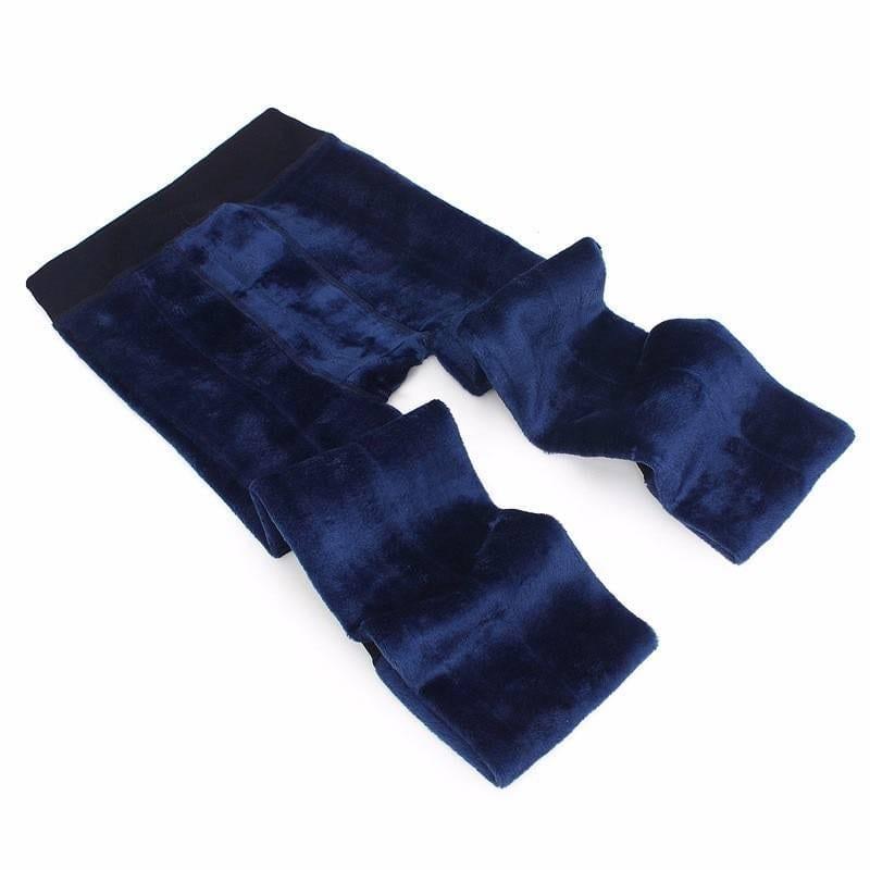 8 colors high waist thick velvet warm leggings