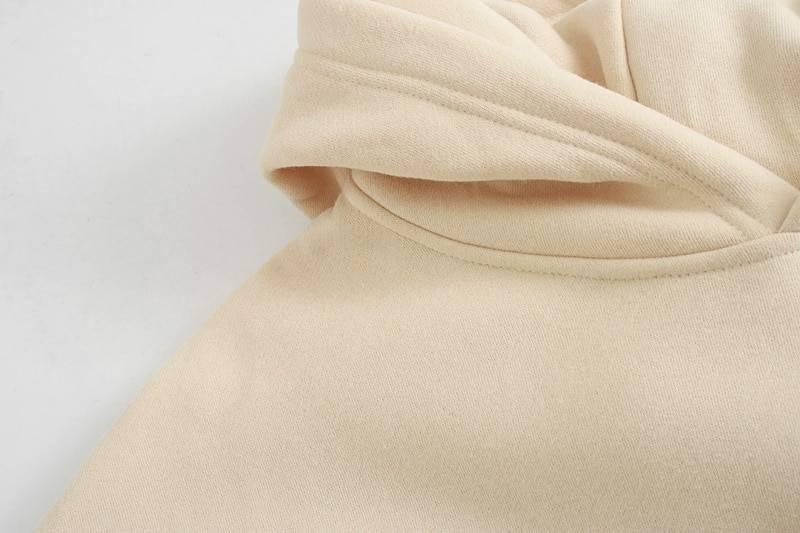 Loose oversize hoodies women sweatshirt
