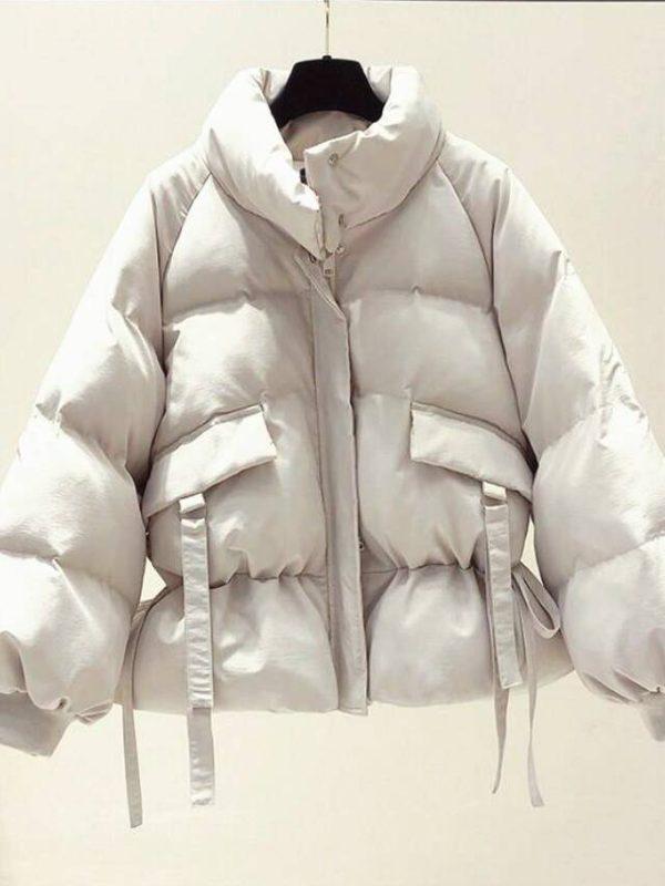 8 colors cotton oversized coat jacket