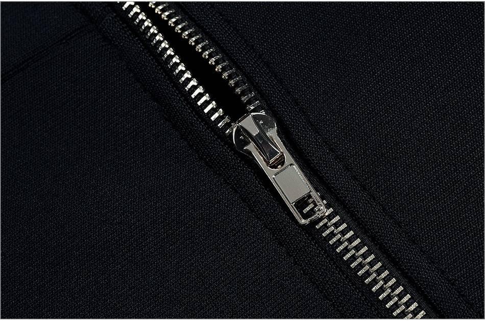 Black sleeveless halter hollow out bandage dress