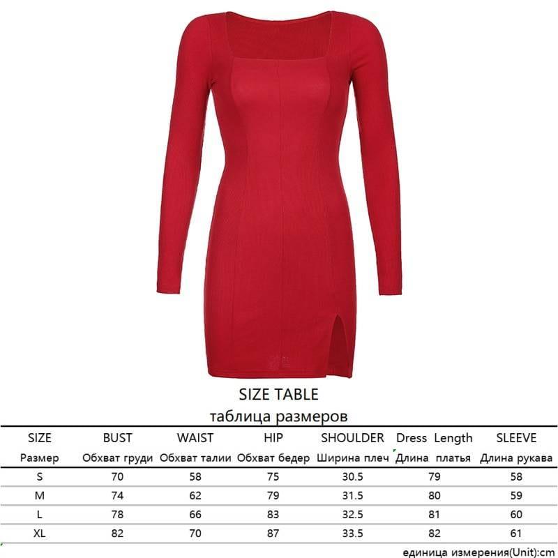 Sweetown Black Knitted Ribbed Midi Dresses For Women V Neck Elegant Korean Clothes Long Sleeve Ruffles Bodycon Dresses Autumn