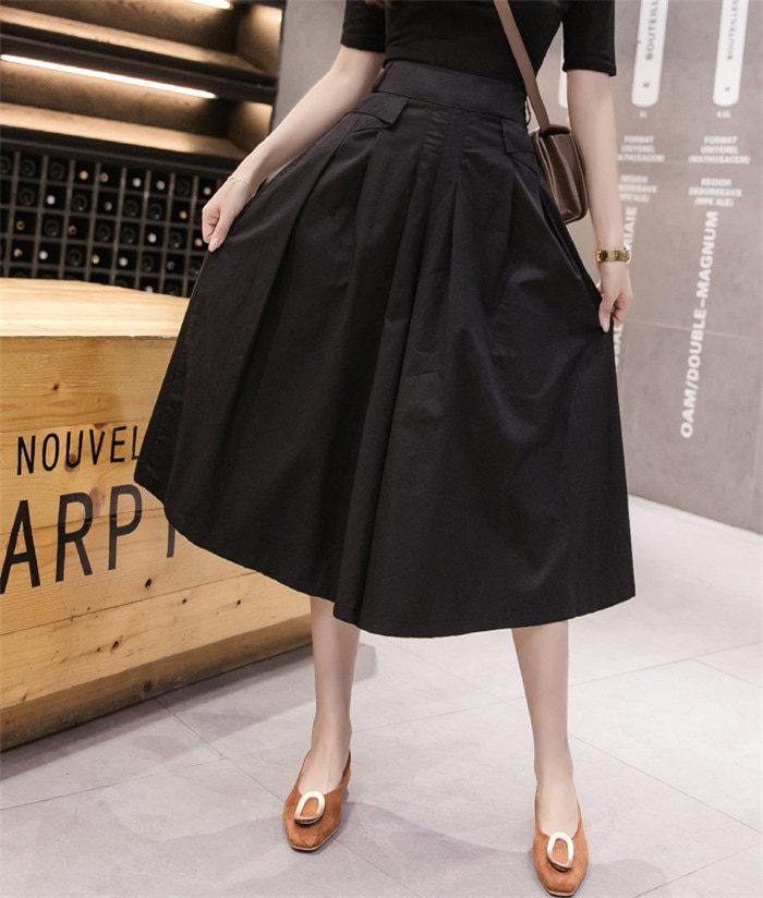 Pantalones de mujer New 2020 Summer Fashion Women's Wide leg Pants Thin Section Casual Straight Pants Hakama Women Tooling Pants