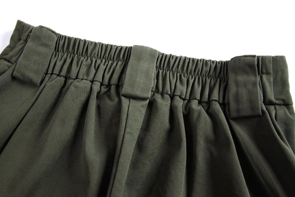 2020 Chic Women Army Green Pants High Waist Trousers Joggers Women Cardo Pants Women Ankle Length Pants Female Trousers